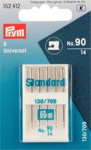 Prym Standard Machine Needles, No. 90