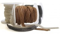 10mm Iron-On Chain Trim