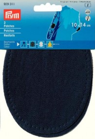 Prym Oval Cotton Patches