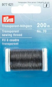Prym Transparent Sewing Thread