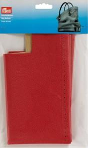 Prym Leatherette Bag Bottom Red