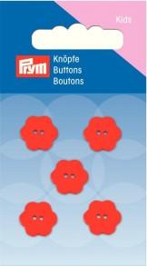 Prym 2-Hole Kids Flower Buttons