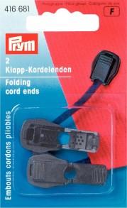 Prym Folding Cord Ends