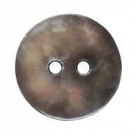 2-Hole Flat Shell Buttons